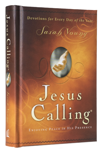 Jesus Calling : Enjoying Peace in His Presence by Sarah Young (2004, Hardcover,