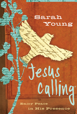 Jesus Calling (Teen Cover)