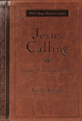 Jesus Calling Large Print Deluxe Edition