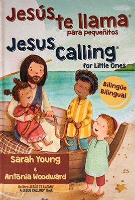 Jesus te llama para pequeñitos bilingüe