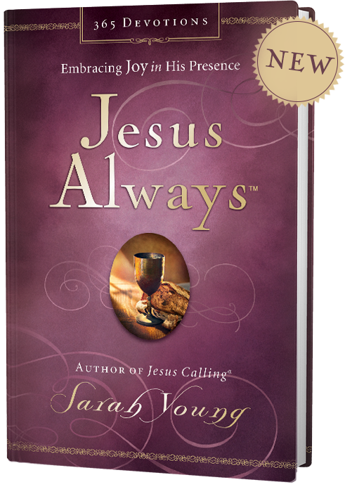 Jesus Calling Featured Title