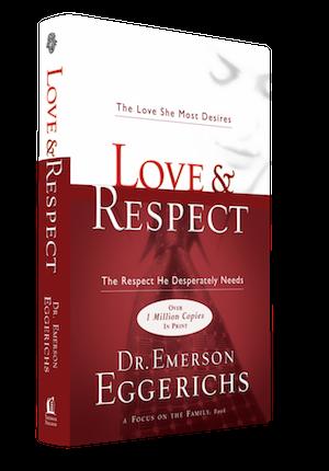 Love & Respect book cover.