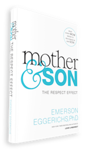 Book cover for: Mother & Son - The Respect Effect.