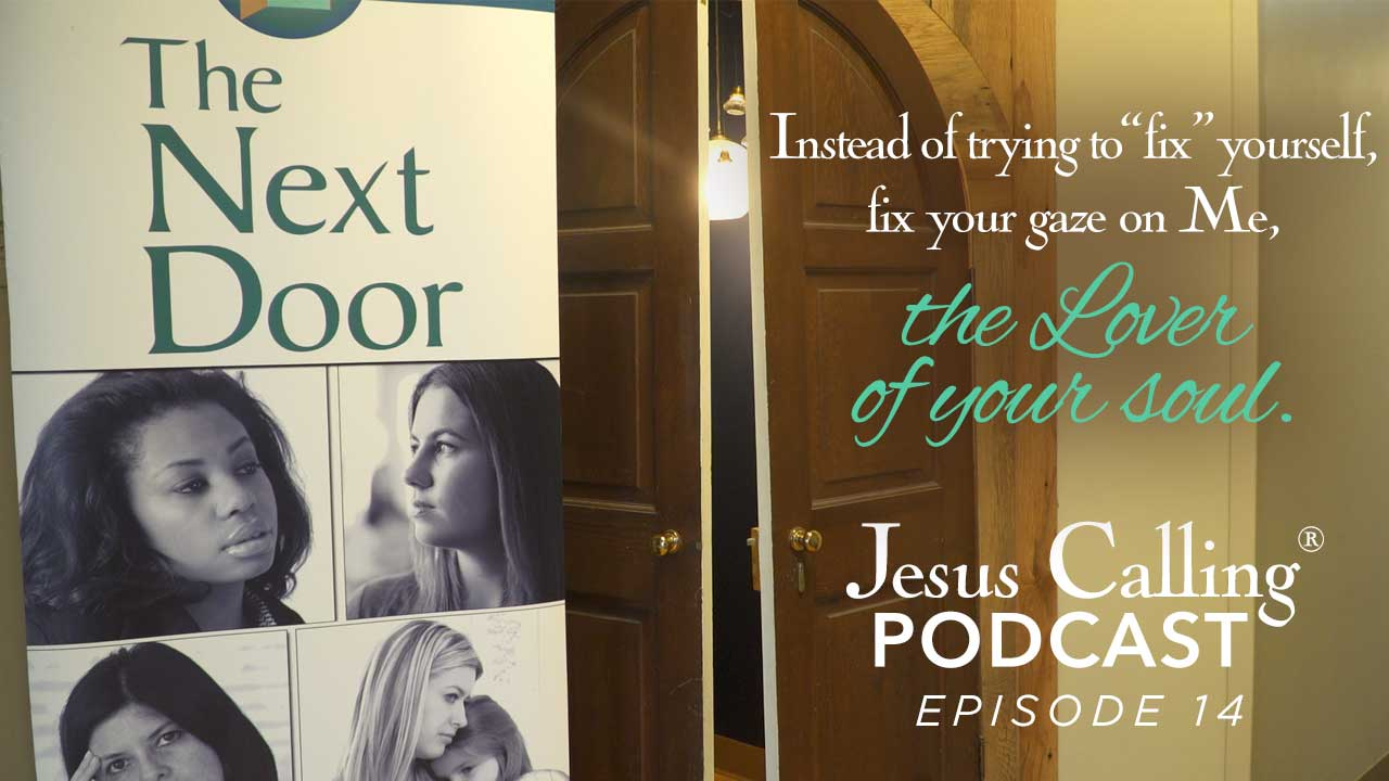 Jesus Calling Podcast 14 cover image