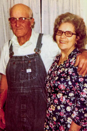 Tammy's grandparents.