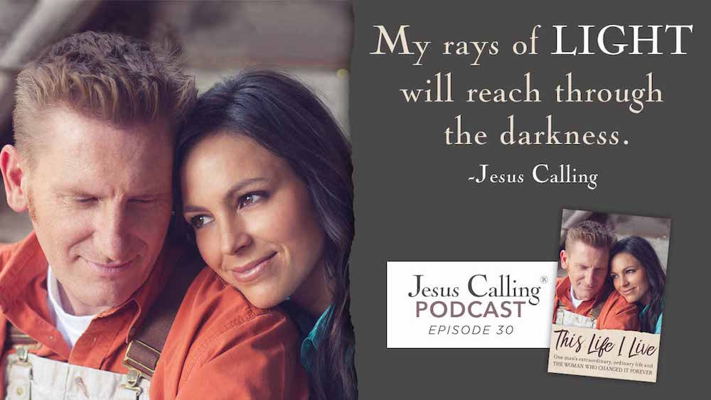 Podcast cover image for story on Joey and Rory.