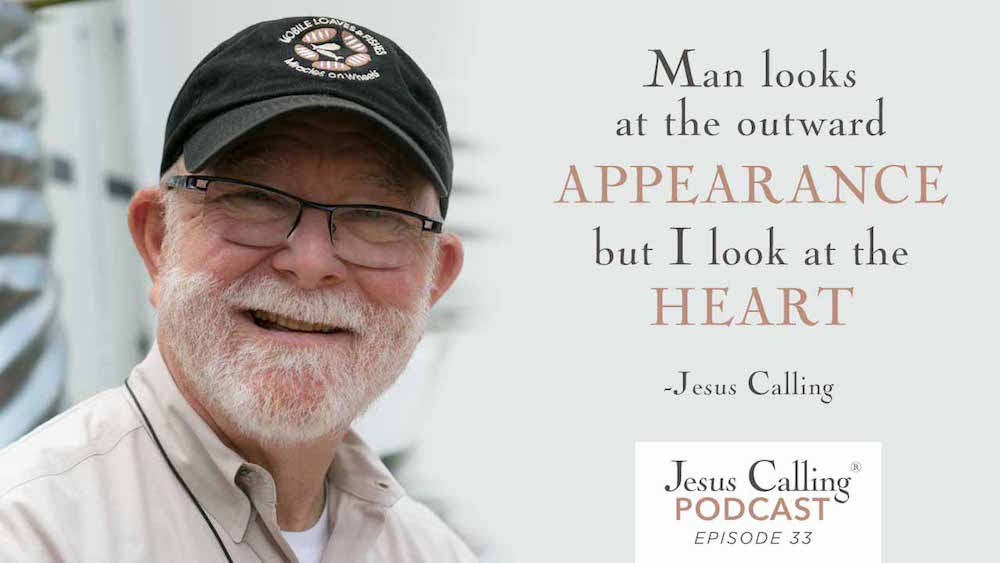 Alan Graham, founder of Mobile Loaves and Fishes, shares his journey on this episode of the Jesus Calling Podcast.