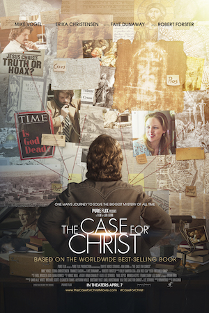 The Case For Christ promotional film poster.
