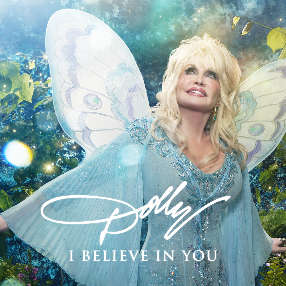 "Dolly Parton's latest album for children, ""I Believe In You""."