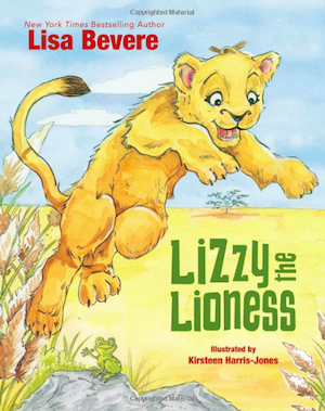 Lizzy the Lion by Lisa Bevere.