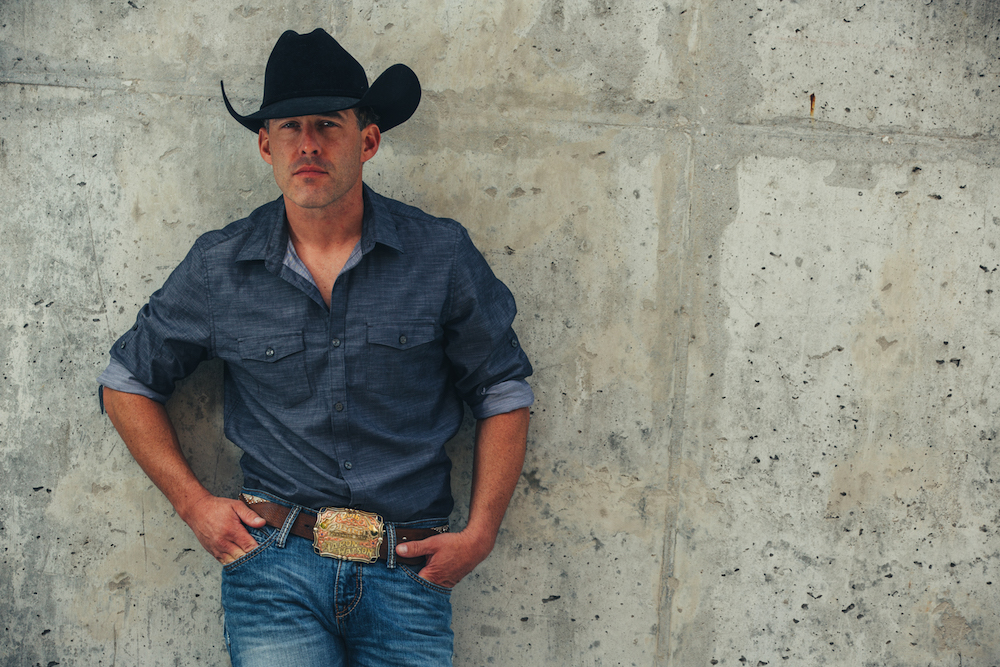 Country music singer Aaron Watson discusses overcoming life's disappointments