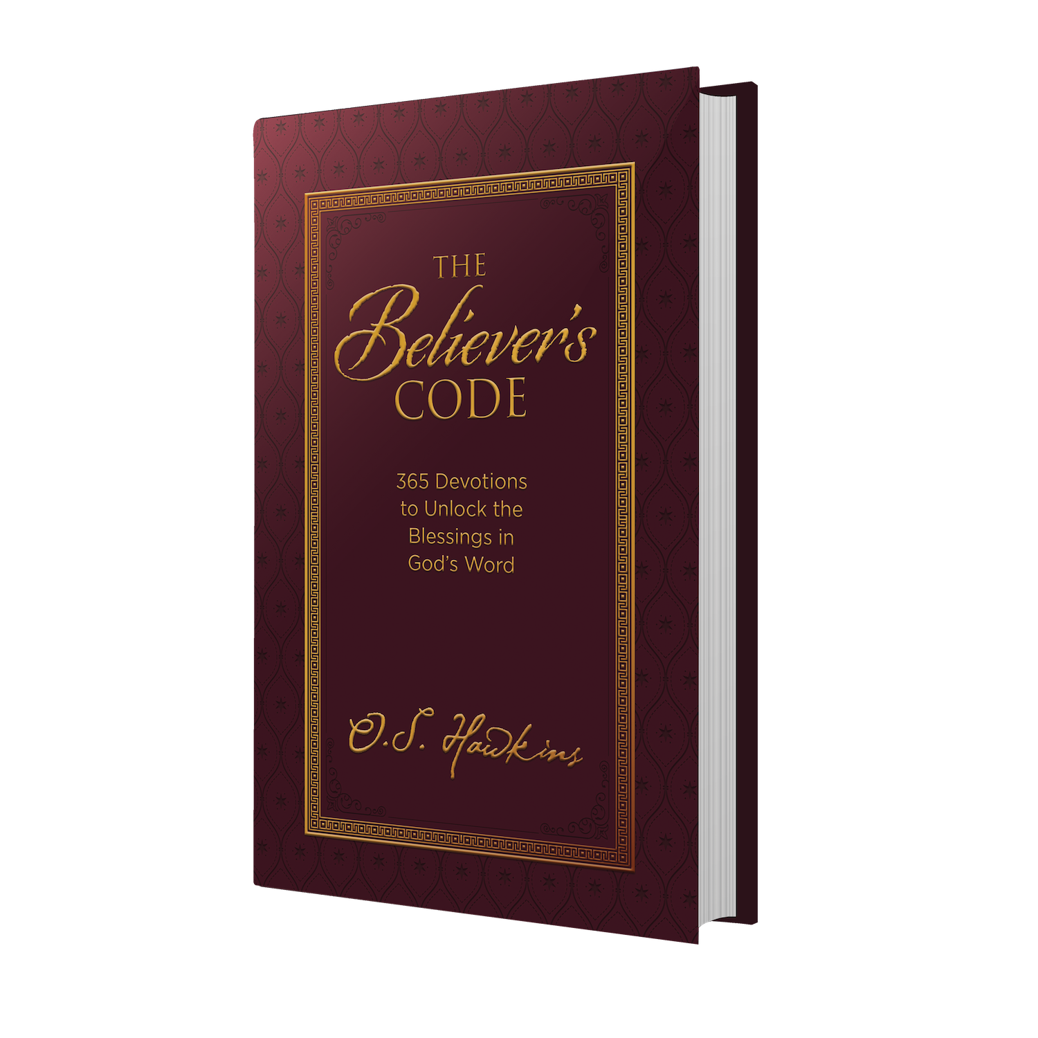 The Believers Code by O.S. Hawkins.