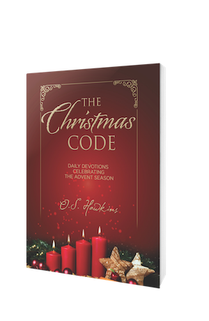 The Christmas Code by O.S. Hawkins.