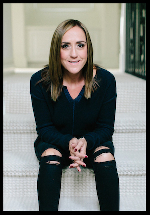 A headshot of Christine Caine.