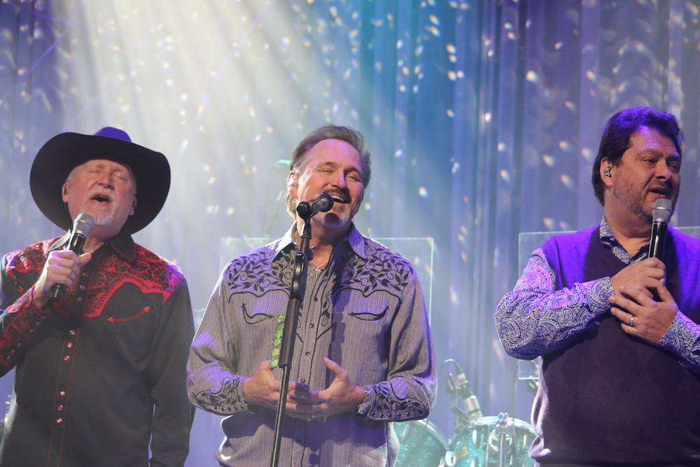 Diamond Rio's Christmas Show 2017.