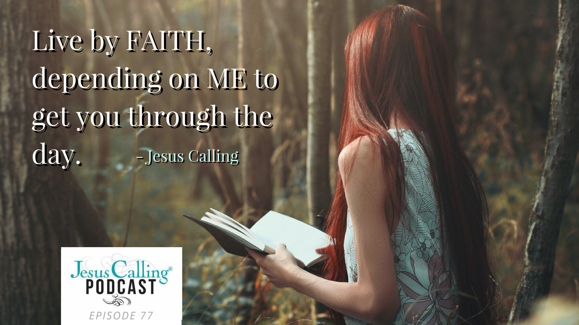Reformed Theology Lisa Whittle joins Jesus Calling podcast to share about her new book, 5-Word Prayers  Calvinism