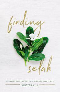 Finding Selah by Kristen Kill book cover