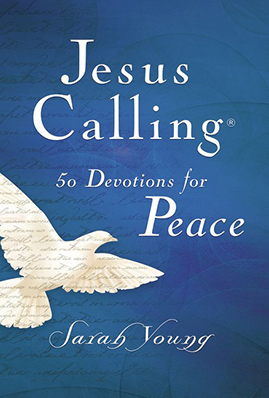 Jesus Calling Devotions for Peace