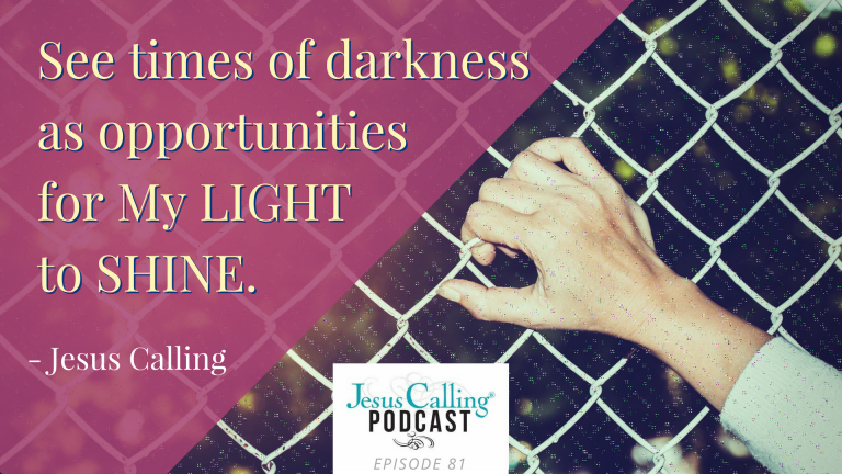 First Lady of Louisiana, Donna Edwards' Jesus Calling podcast interview
