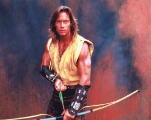 Kevin Sorbo in his role from Hercules
