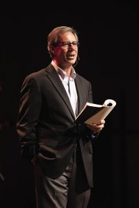 Rob Morgan preaching at Donelson Fellowship