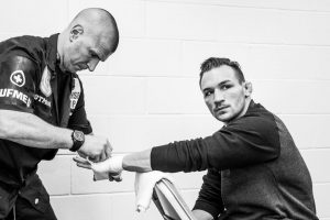 Michael Chandler MMA Fighter & Champion speaks on Jesus Calling Podcast: Fight the Good Fight