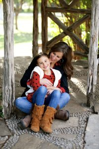 Melanie Shankle and her daughter_Jesus Calling podcast interview