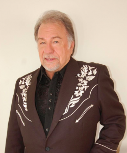 Country music legend, Gene Watson