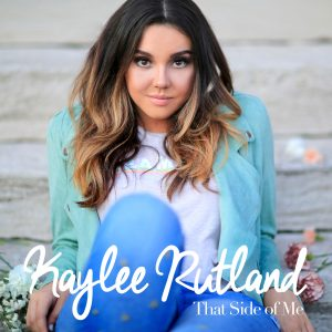 Kaylee Rutland's EP: That Side of Me as featured on Jesus Calling podcast