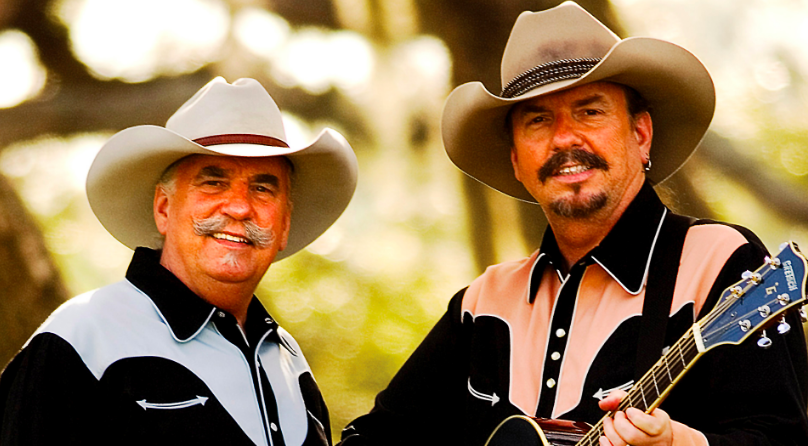 David and Howard Bellamy_The Bellamy Brothers featured on Jesus Calling podcast #95