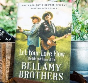 The Bellamy Brothers book _ Let Your Love Flow - The Life and Times of Life
