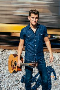 Zach Seabaugh, country music artist and former The Voice Season 9 contestant