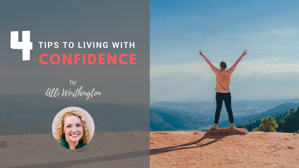 alli worthington how to be confident