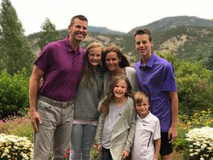 Holly Hawkins Shivers shares about her family and the power of prayer on Jesus Calling podcast