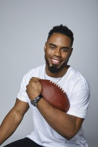 "Rashad Jennings tells his ""Someone believed in me"" story"