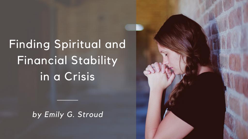 Jesus Calling Blog post by Emily Stroud