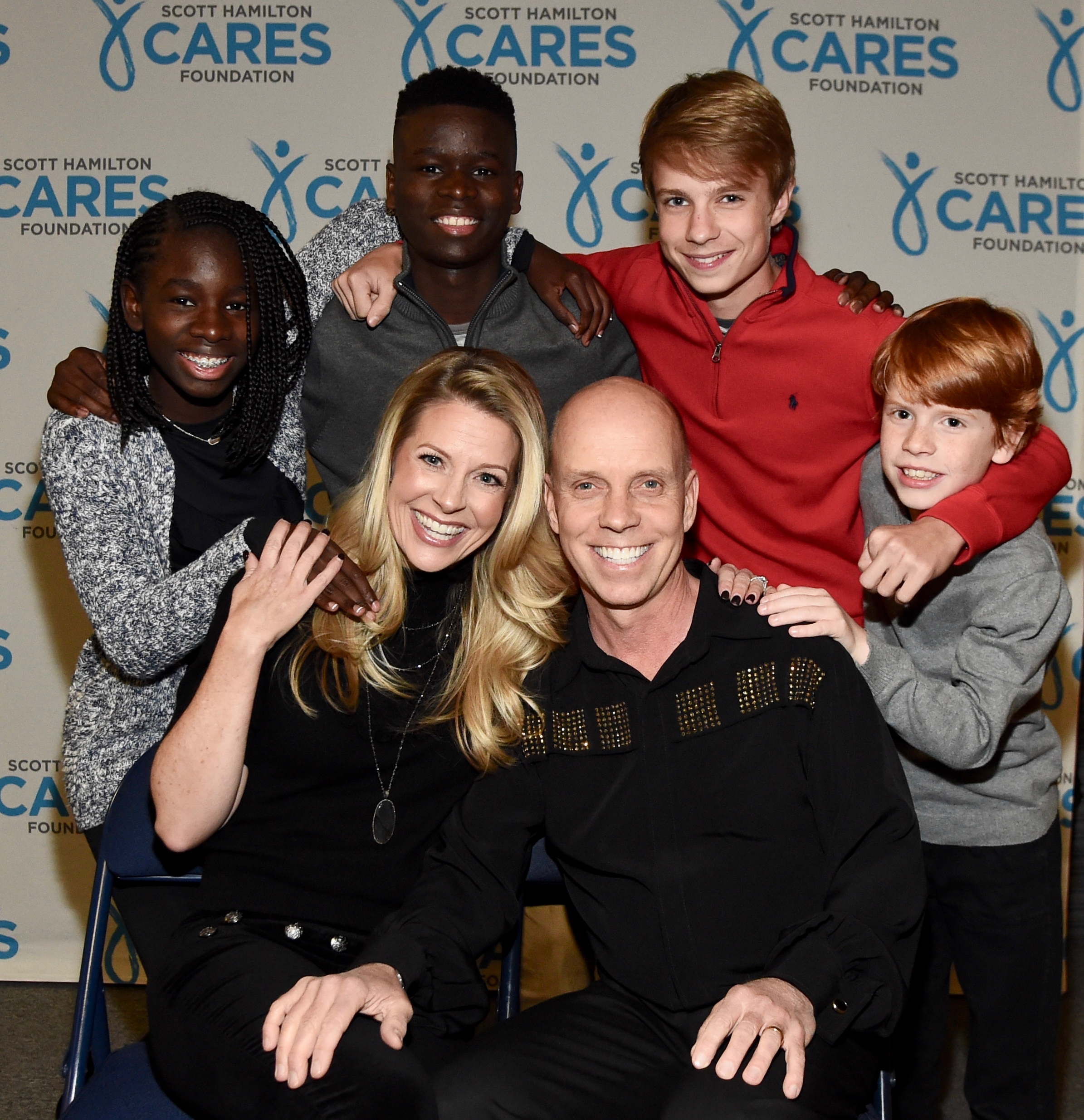 "second annual ""An Evening Of Scott Hamilton & Friends"" hosted by Scott Hamilton to benefit The Scott Hamilton CARES Foundation on November 19, 2017 in Nashville, Tennessee."