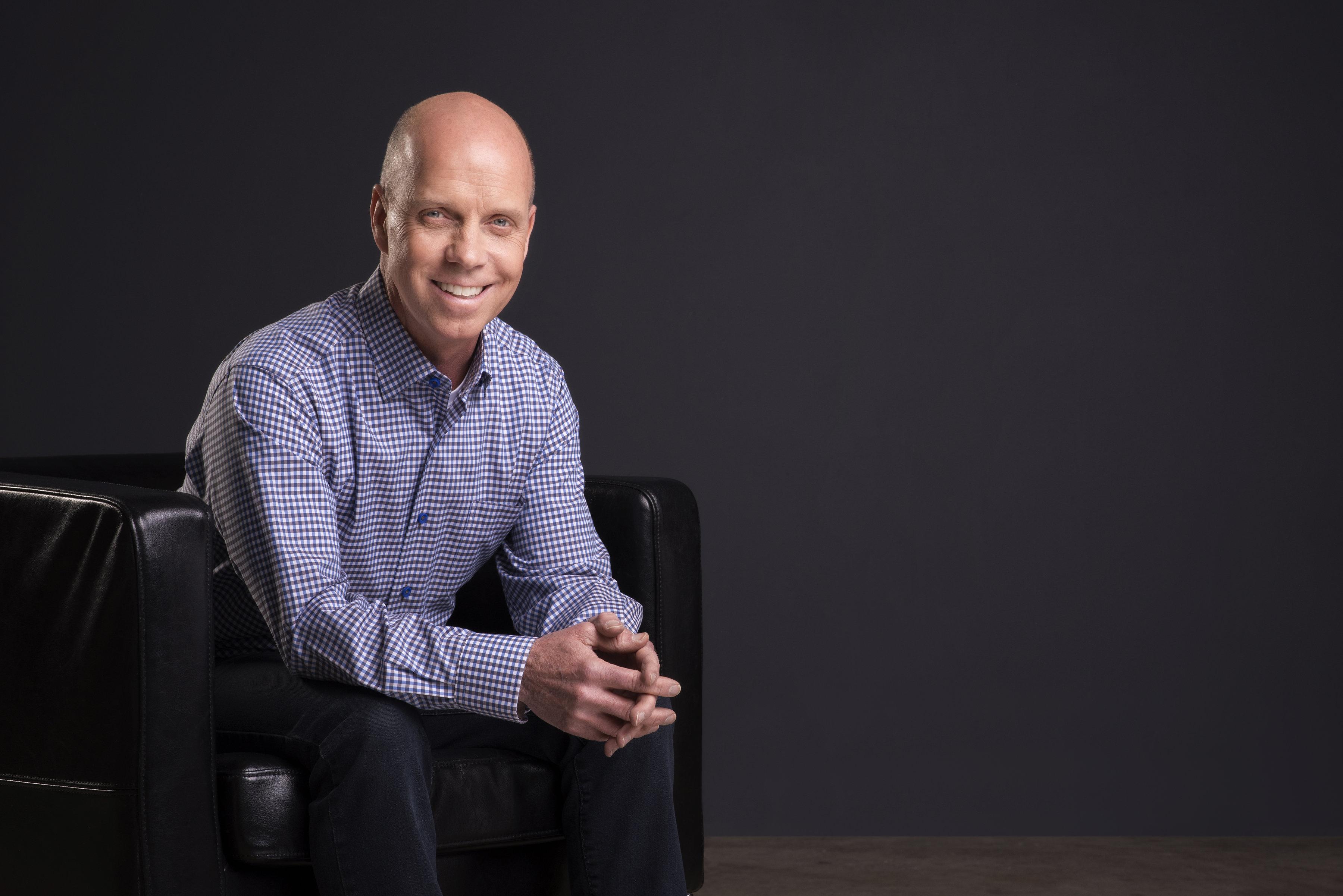 Scott Hamilton as featured on Jesus Calling podcast