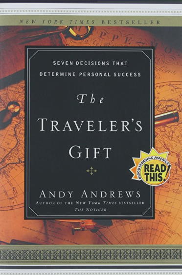 Andy Andrews, The Traveler's Gift book cover