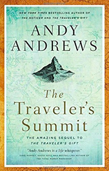 Andy Andrews, The Traveler's Summit book cover