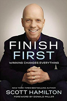 Scott Hamilton - Finish First book