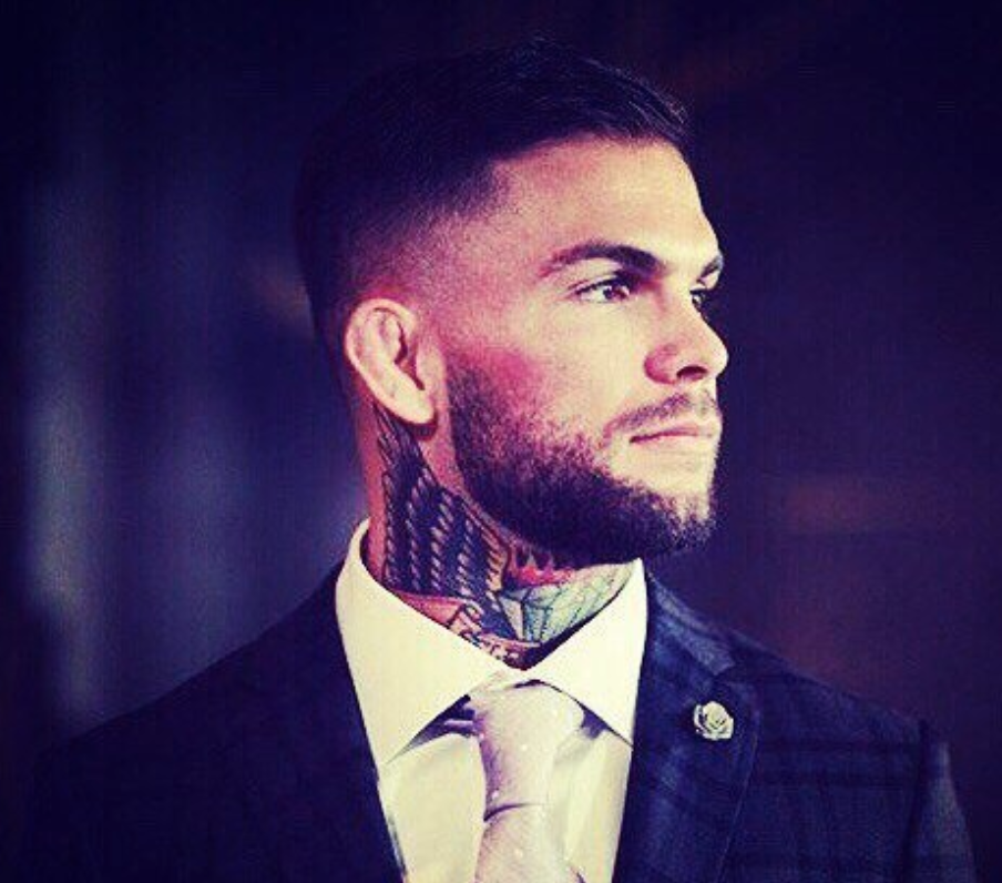 Cody No Love Garbrandt press pic as featured on Jesus Calling podcast