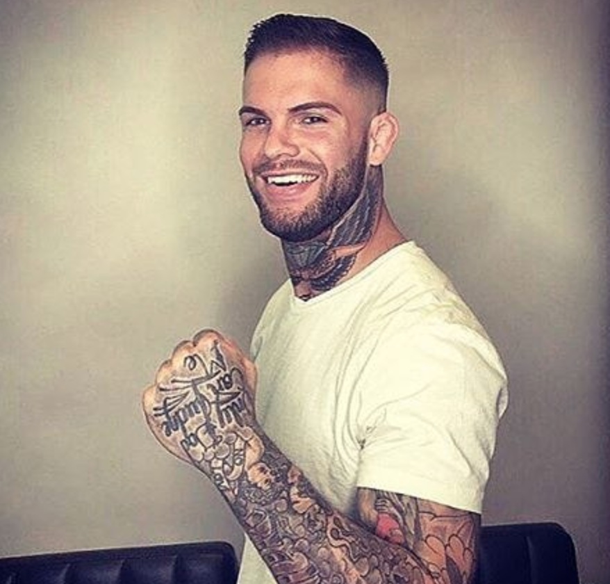 Cody NO LOVE Garbrandt - Everyone has the chance to be a role model