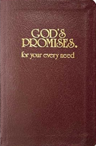 Jack Countryman book, God's Promises for your every need