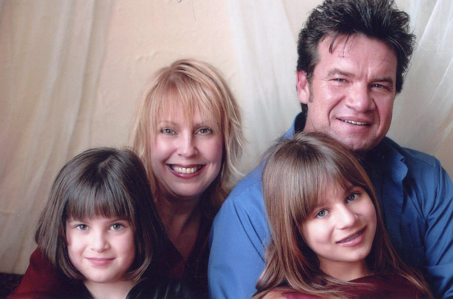 Russ & Tori Taff and familiy