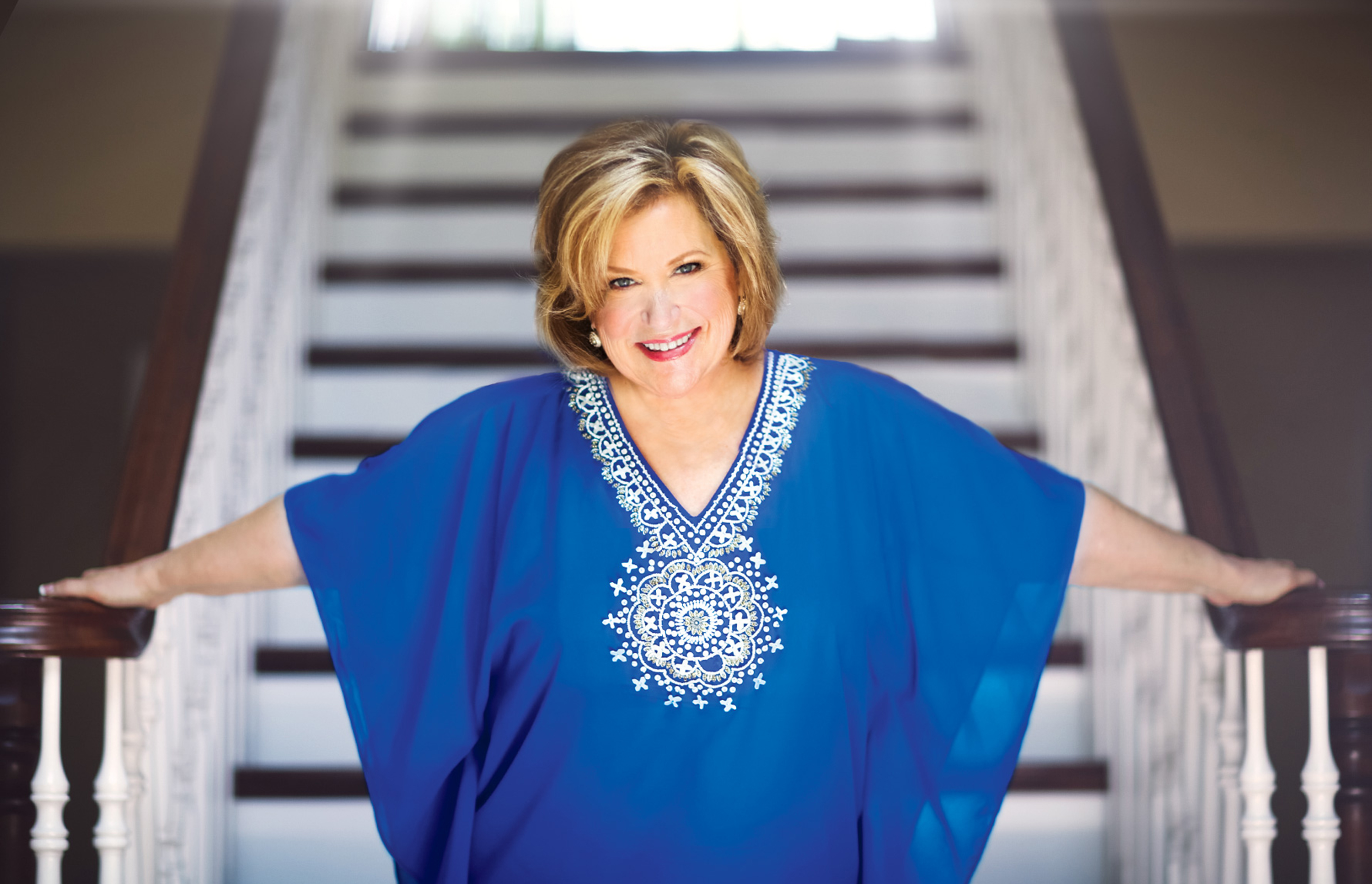 Christian music legend, Sandi Patty