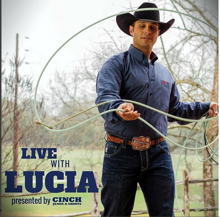 Live with Lucia with Anthony Lucia
