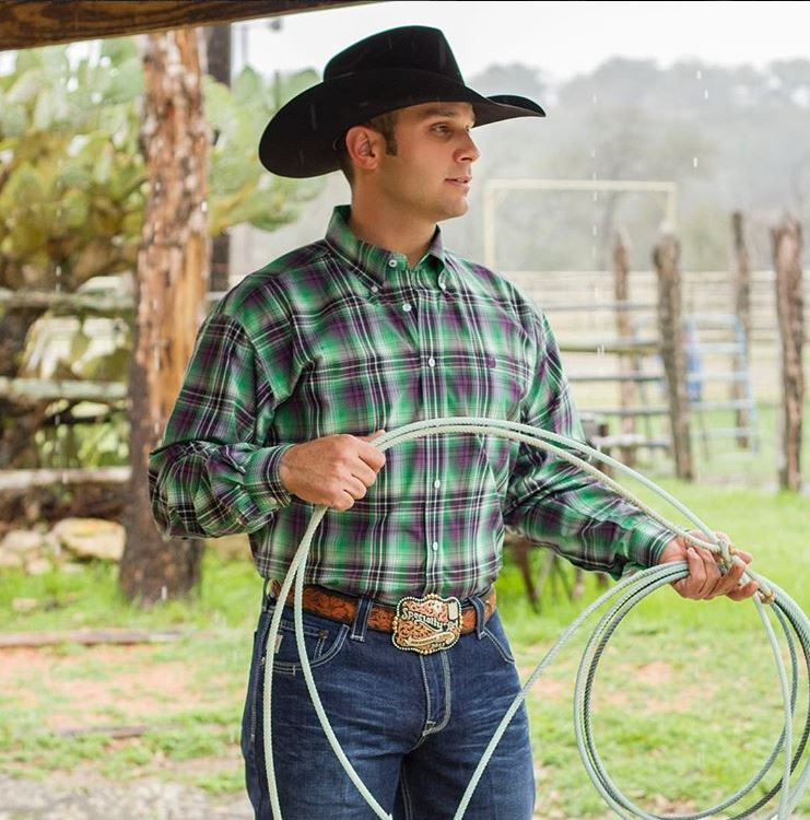 Trick roping, Anthony Lucia