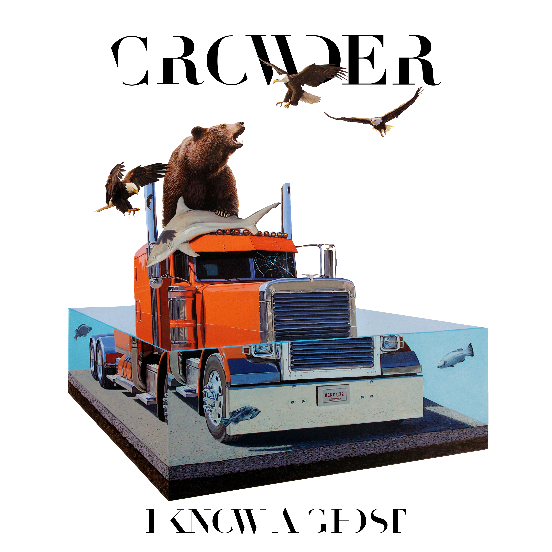 David Crowder - I Know a Ghost CD