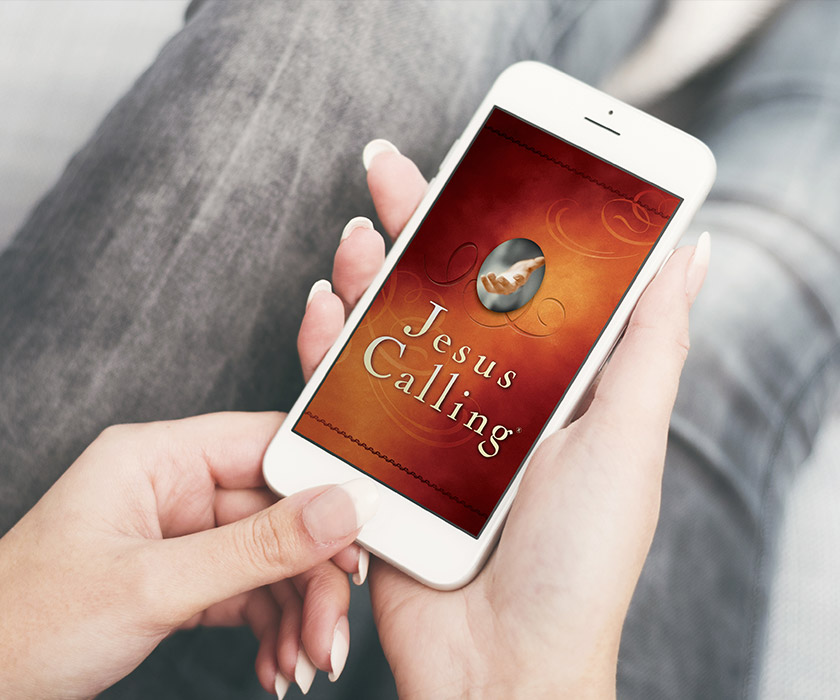 Jesus Calling App | Jesus Calling